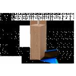 Sleepwell puidust koonusjalad 4tk 18cm erinevad värvid
