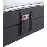 Sleepwell BLACK kontinentaalvoodi tasku 68x34cm erinevad värvid