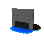 Sleepwell peatsiots BLACK ARATORP 120cm erinevad värvid