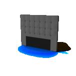 Sleepwell peatsiots BLACK ARATORP 140cm erinevad värvid