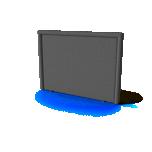 Sleepwell peatsiots BLACK LINED 120cm erinevad värvid