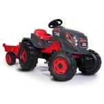 Smoby traktor Stronger XXL + käru