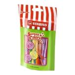 Stabilo vildikad Lollipop Stabilo Pen 68 15 värvi