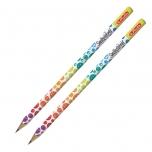 Herlitz harilik pliiats 2 tk HB Smiley kolmnurkne