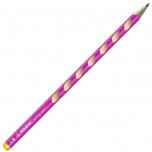 Stabilo harilik pliiats Easy graph HB vasakukäelistele roosa