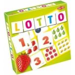Tactic lauamäng numbrite ja puuviljadega Loto 3+