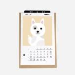 Tegude Kalender disainikalender Elo Johanna Kuklane 2018