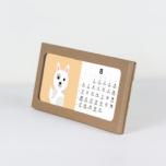 Tegude Kalender lauakalender Elo Johanna Kuklane 2018