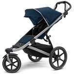 THULE Urban Glide 2 (Single) lastekäru ühele Aluminium/Majolica Blue