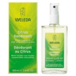 Weleda tsitrusdeodorant 100ml
