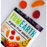 YumEarth mahedad pehmed puuviljasnäkid 5x19,8g