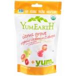 YumEarth mahedad tsitrusemaitselised karamellid 30tk