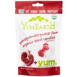 YumEarth granaatõunamaitselised mahedad karamellid 30tk