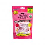 YumEarth maasikamaitselised mahedad pulgakommid 14tk