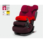 Cybex Pallas Fix Rumba Red (9-36 kg), 2018