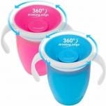 Munchkin Miracle 360 joogitops erinevad värvid