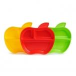 Munchkin taldrik Lil Apple 3tk
