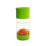 Munchkin joogitops puuviljapressiga roheline
