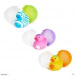 Munchkin vanni mänguasi Hatch Duck erinevad värvid