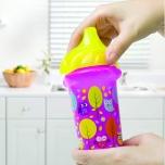 Munchkin joogipudel Deco Sippy roosa