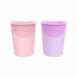 Twistshake joogitops 170ml roosa ja lilla 2tk