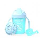 Twistshake Mini Cup joogitops 230ml helesinine
