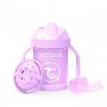 Twistshake Mini Cup joogitops 230ml lilla