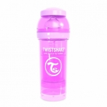Twistshake Anti-Colic lutipudel 260ml Pastel Purple
