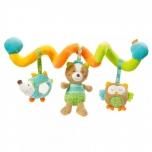 Fehn arendav mänguasi spiraal Sleeping Forest