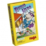 HABA lauamäng Rhino Hero 5+