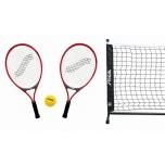 STIGA mini tennise komplekt - reketid, pall, võrk