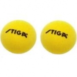 STIGA Soft Ball Active 2-ne pakk 75mm