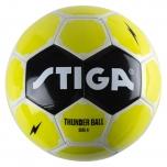 Stiga jalgpall Thunder 4 roheline