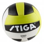 Stiga võrkpall Ultimate 5 valge-must-roheline